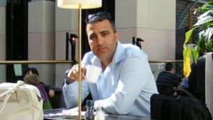 Ido Ben Ari, l'une des quatre victimes tuées lors d'une fusillade au marché Sarona de Tel Aviv, le 8 juin 2106 (Crédit : autorisation)