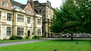 King's Manor, un bâtiment de l'Université de York, au Royaume-Uni; (Crédits : WIki Commons)