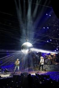 Adam Lambert, découvert  à «American Idol», est maintenant le soliste de Queen (Autorisation Queen)