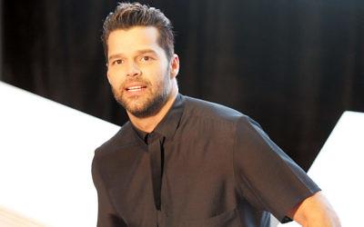 Ricky Martin à Sidney, en Australie, le 17 juillet 2014. (Crédit : Eva Rinaldi/CC BY-SA 2.0/WikiCommons)