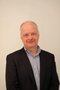 "Robert Jan van Pelt, professeur à l'université de Waterloo et conservateur de ""La Chambre des Preuves"". (Crédits : Siobhan Allman / JTA)"