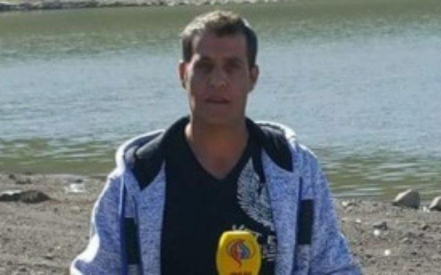Bassam Safadi. (Crédit : capture d'écran Al-Alam)