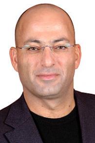 Le colonel de Tsahal à la retraite et membre de l'initiative de Genève Shaul Arieli (Autorisation)