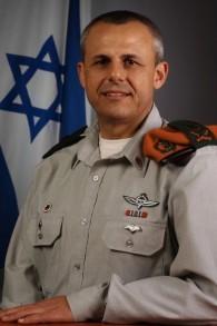 Le général (de réserve) Yitzhak Gershon de l'armée israélienne, commandant de la Défense passive pendant la Deuxième guerre du Liban, ici en 2008. (Crédit : armée israélienne/Flash90)