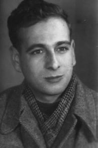 Adi Wittenberg, père de Jonathan Wittenberg, dans sa jeunesse. (Crédits : autorisation)