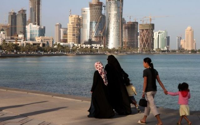 Doha, au Qatar. Illustration. (Crédit: Shutterstock images)