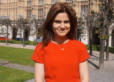 La députée britannique Jo Cox (Crédit : Facebook)