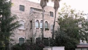 Derech Beit Lechem abrite certains des plus belles architectures de Jérusalem. (Photo: Shmuel Bar-Am)