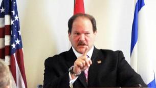 Paul Goldenberg (Crédit : réseau de sécurité de la communauté juive américaine via JTA)