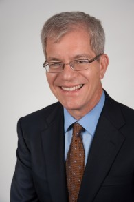 Robert Silverman est le tout premier directeur américain de l'American Jewish Committee préposé aux relations entre Musulmans et Juifs (Crédit : autorisation)