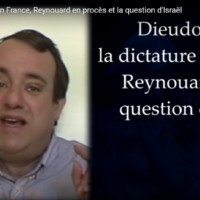 Vincent Reynouard (Crédit : Capture d'écran/YouTube)