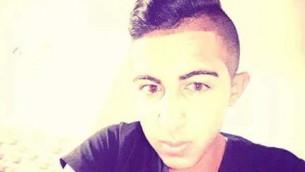 Muhammad Nasser Tarayrah, 17 ans, du village palestinien de Bani Naim, est le terroriste qui a tué Hallel Yaffa Ariel, 13 ans, dans sa chambre à Kiryat Arba le 30 juin 2016. (Crédit : Facebook)