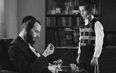 «Tikkun» (2015) du réalisateur Avishai Sivan, parle d'un étudiant de yeshiva qui échappe à la mort. Le film a remporté des prix tant en Israël qu'à l'étranger. (Autorisation)