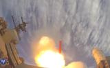 La Marine israélienne teste son nouveau missile de défense Barak 8, le 26 novembre 2015. Illustration. (Crédit : unité des portes-paroles de l'armée)