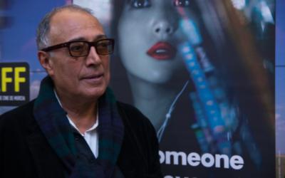 Abbas Kiarostami à Murica en 2013 (Crédit : Pedro J Pacheco/wikimedia commons/CC BY SA 4.0)