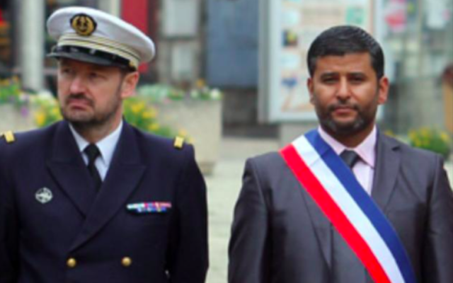 Jallal Chouaoui à droite (Crédit : Page Facebook officielle)