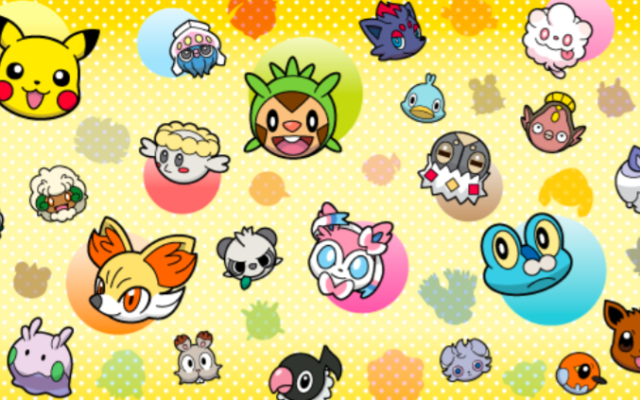 Illustration de Pokémon (Crédit : Page officielle Pokemon)