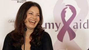 Fran Drescher lors d'un gala de charité à Vienne, en 2010. (Crédits : Wikimedia Commons)