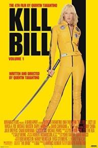 L'affiche de Kill Bill