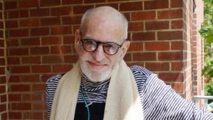 Larry Kramer, l'une des figures les plus importantes de l'histoire du militantisme LGBTQ. (Crédits : autorisation de HBO)