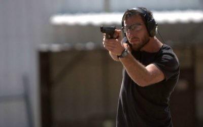 La société Zore basée à Jérusalem, a créé une technologie pour verrouiller les armes à feu (Crédit : autorisation)