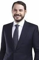 Berat Albayrak, ministre turc de l'Energie et gendre du président Recep Tayyip Erdogan. (Crédiyt : autorisation)