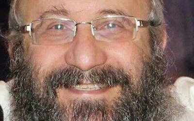 Le rabbin Miki Mark, assassiné dans une attaque terroriste près de Hébron, le 1er juillet 2016. (Crédit : autorisation)