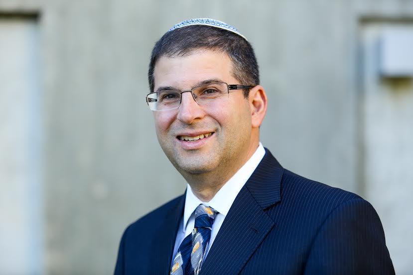 Le rabbin Seth Farber, fondateur et directeur d'Itim. (Crédit : autorisation ITIM)