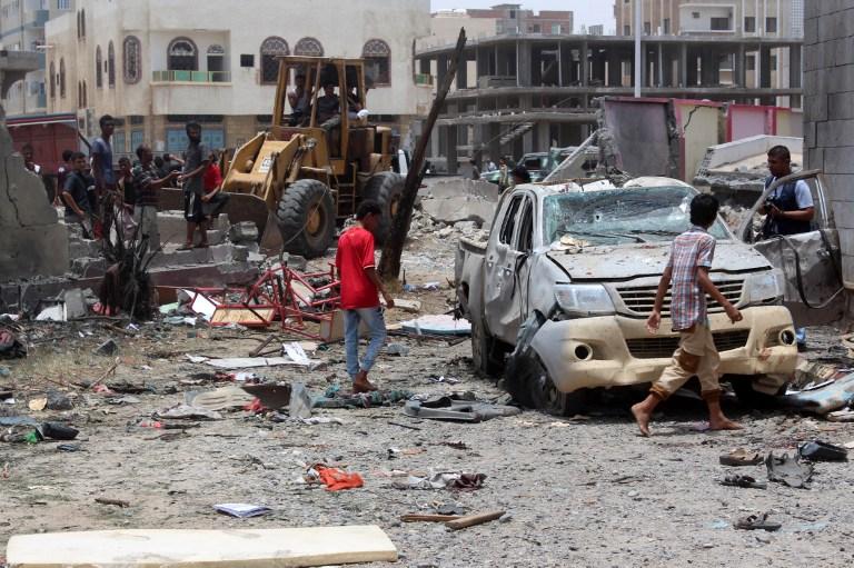 L'Arabie saoudite visée par plusieurs missiles de la rébellion yéménite