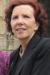 Le baronne Janet Royall de Blaisdon (Crédit : CC BY/38 Degrees/Wikipedia)
