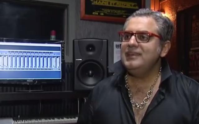 Leonardo Tajabadi (Crédit : Capture d'écran/Youtube)