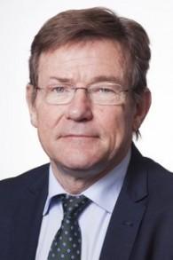 Johan Van Overtveldt, ministre belge des Finances. (Crédit : autorisation)