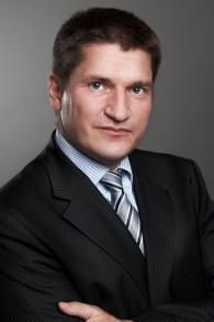 Le vice-président d'Intel Capital Marcin Hejka (Crédit : Autorisation)