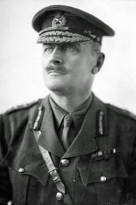 Le maréchal vicomte Edmund Allenby après la conquête de Jérusalem (Wikipedia)