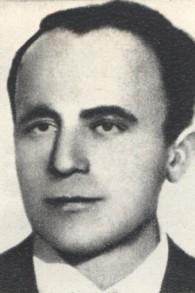 L'historien Emanuel Ringelblum, l'initiateur des archives 'Oneg Shabbat' du ghetto de Varsovie (domaine public)