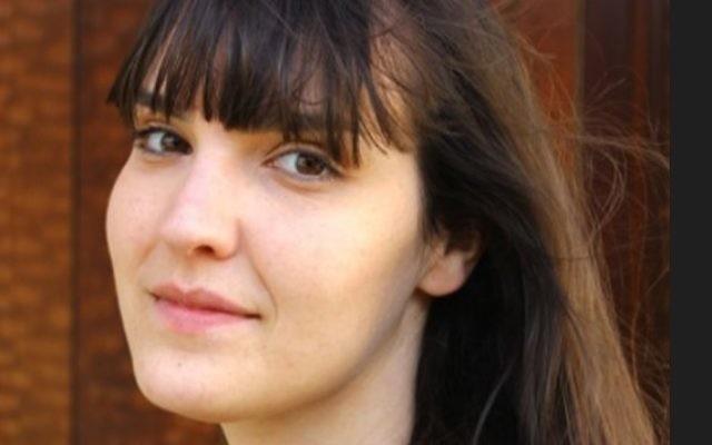 La réalisatrice Maya Sarfaty (Crédit : Autorisation)