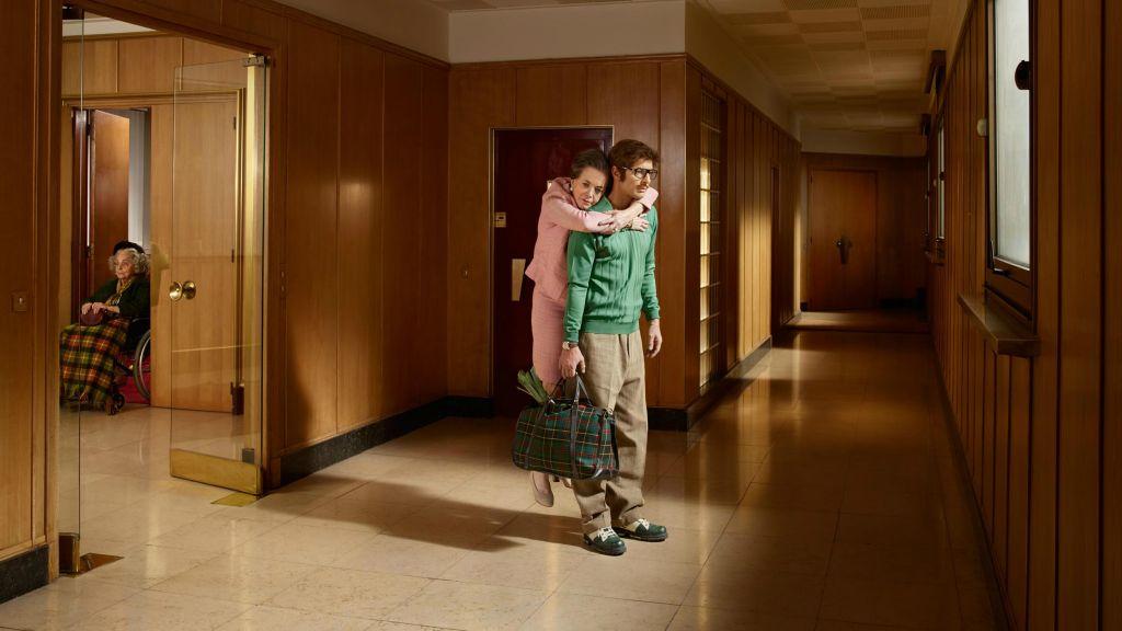 Photo provenant de la série 'Meet My Mum' de Sacha Goldberger (Crédit : Autorisation)