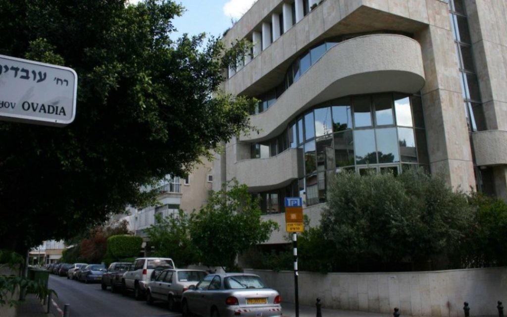 L'architecture européenne Bauhaus a été adaptée pour le Moyen-Orient (Photo: Shmuel Bar-Am)