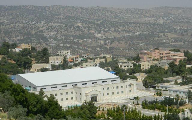 Le centre du rayonnement synchrotron pour les sciences expérimentales et appliquées (ou Sesame) en Jordanie Crédit : (Photo du site web).