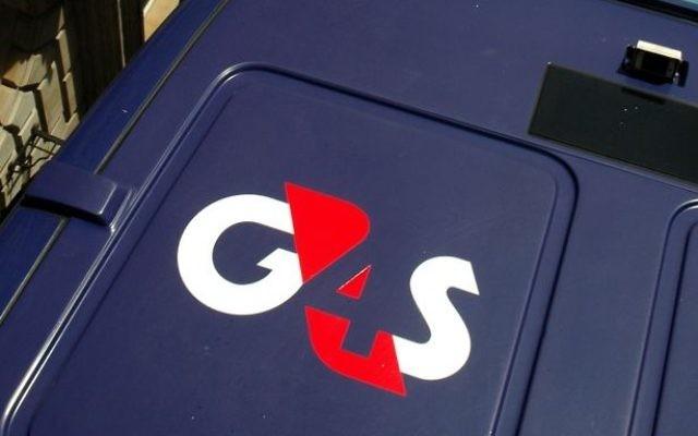 Une camionnette de service de G4S à Londres le 13 novembre 2006 (Crédit : Wikimedia Commons)