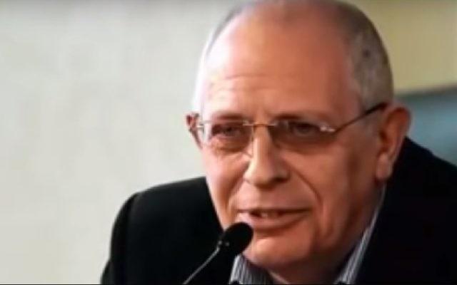 Dr. Sergei Portugalov (Crédit : Capture d'écran)