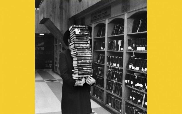 Photo provenant de la série 'The 770 : Les Loubavitch de Brooklyn' de Sacha Goldberger (Crédit : Autorisation)