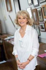 Anne Sebba, auteur des Parisiennes, publié par les éditions Orion Books. (Crédit : autorisation)