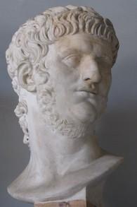 Buste de Néron au musée du Capitole de Rome. (Crédit : CC-BY-SA/WikiCommons)