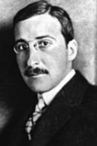 Stefan Zweig (Crédit : domaine public)