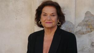 Elisabeth Roudinesco (Crédit : Olivier Bétourné)
