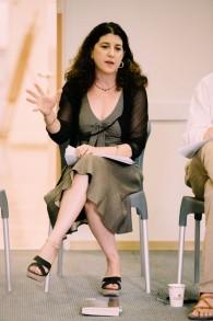 La rabbin Noga Brenner Samia, directrice adjointe de Bina. (Crédit : Netanel Tobias)