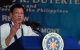 Rodrigo Duterte, président de la République des Philippines. (Crédit : domaine public)
