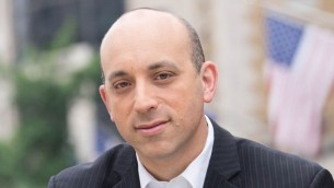 Jonathan Greenblatt, président de l'ADL. (Crédit : autorisation)