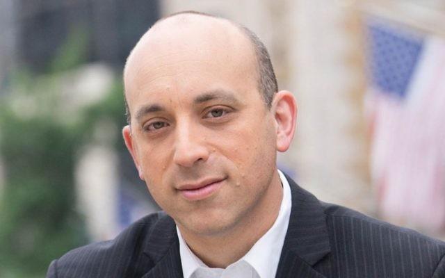 Jonathan Greenblatt, directeur exécutif de l'ADL. (Crédit : autorisation)